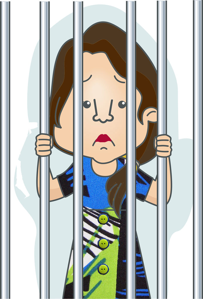 Woman clipart jail Woman Clipart in clip (14+)