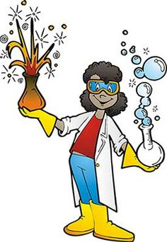 Woman clipart mad scientist #15