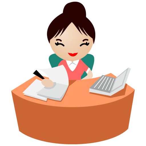 Woman clipart office worker Female Clipart Worker For Clipart