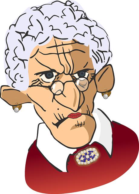 Woman clipart old age Max Old Grandma photo Woman