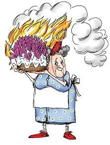 Woman clipart old age On fun 25+ of burning