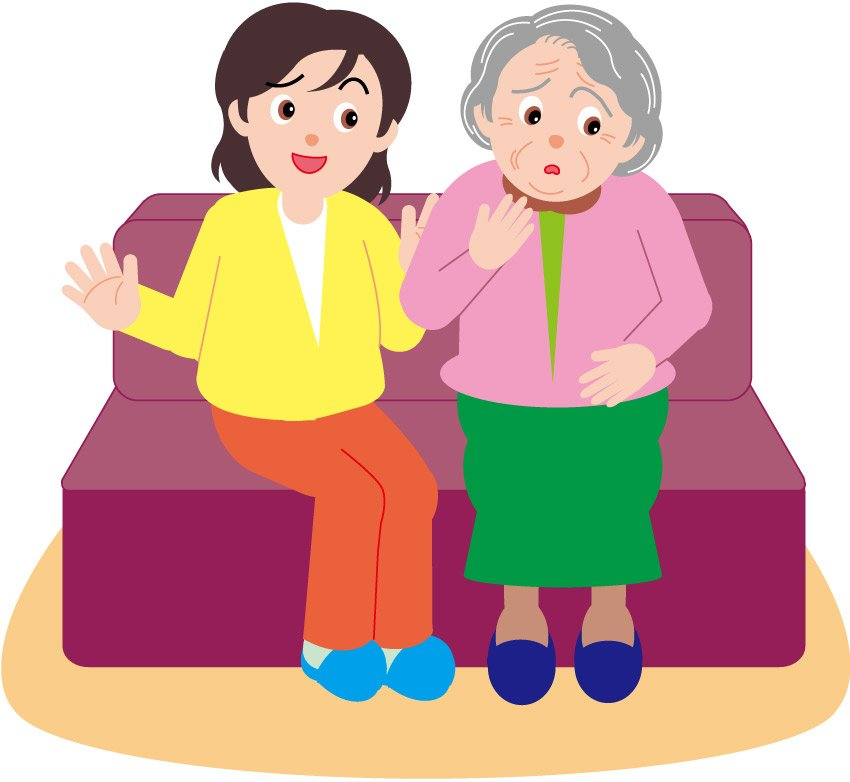 Woman clipart old age Clip Free Cartoon And on