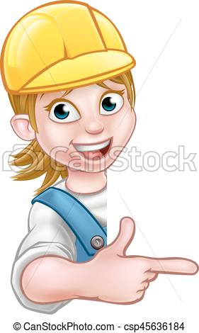 Woman clipart plumber Woman Woman Vector of Plumber