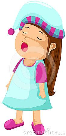 Woman clipart sleepy Clipart girl clipart girl Sleepy