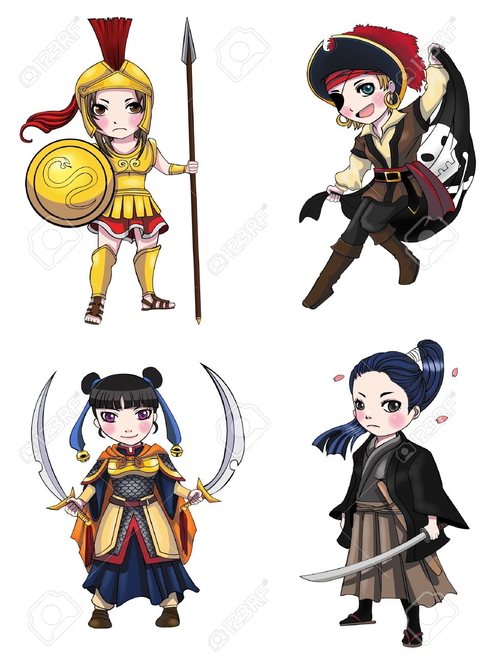 Woman Warrior clipart Warrior Download drawings #7 Warrior