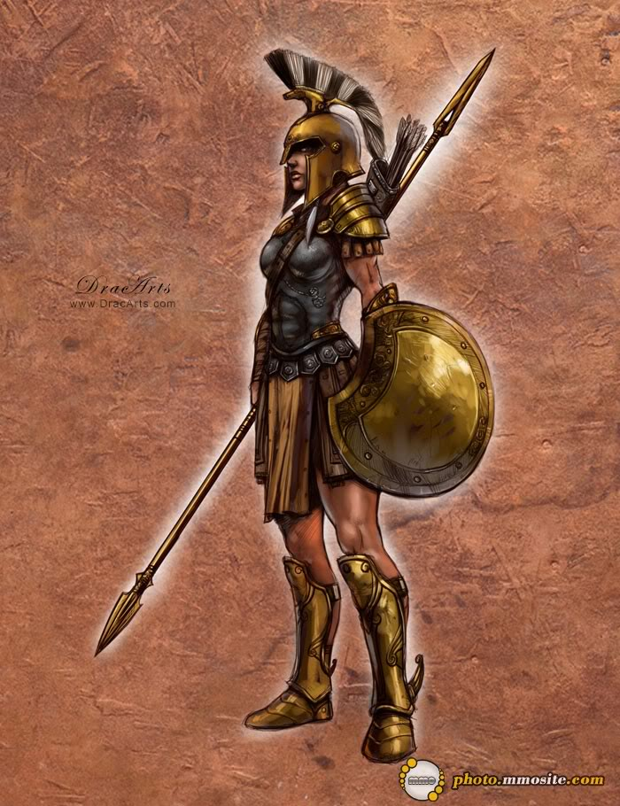 Woman Warrior clipart athenian A valued of were mothers