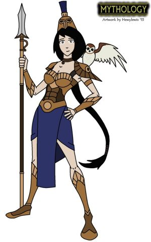 Woman Warrior clipart athenian Lost Athens Rhea Image Ref: