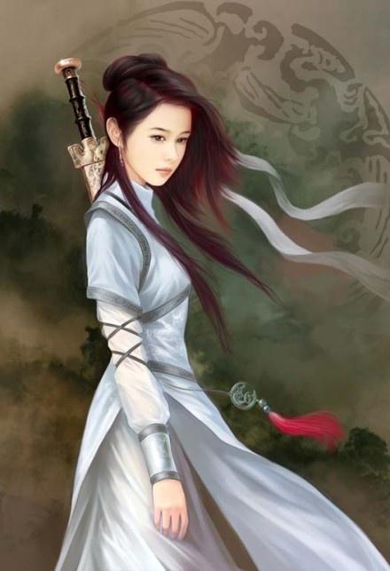Woman Warrior clipart chinese female Best 25+ PrincessWoman ideas WarriorChinese