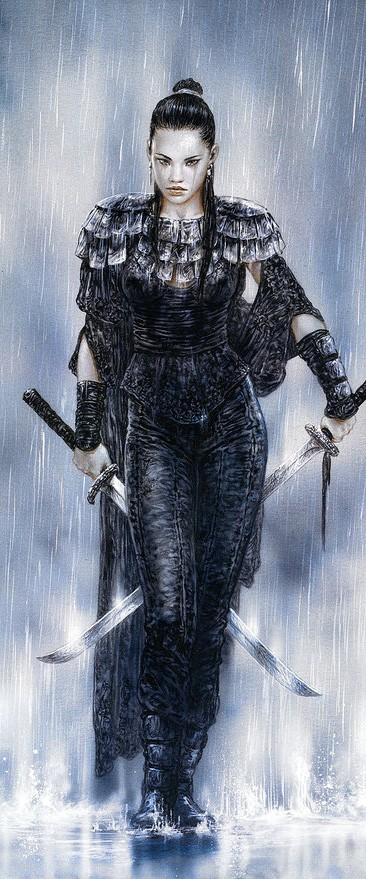 Woman Warrior clipart chinese female Deviantart Samurai com com Samurai