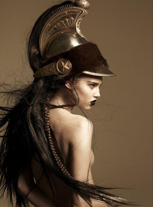 Woman Warrior clipart greek mythology 25+ as Athena turquoblue: Anais