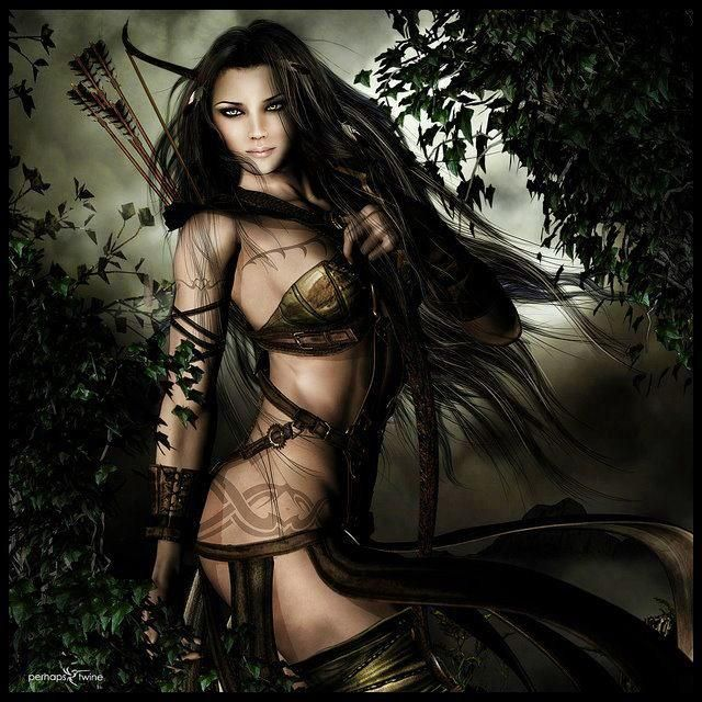 Woman Warrior clipart greek mythology Of and more Find this