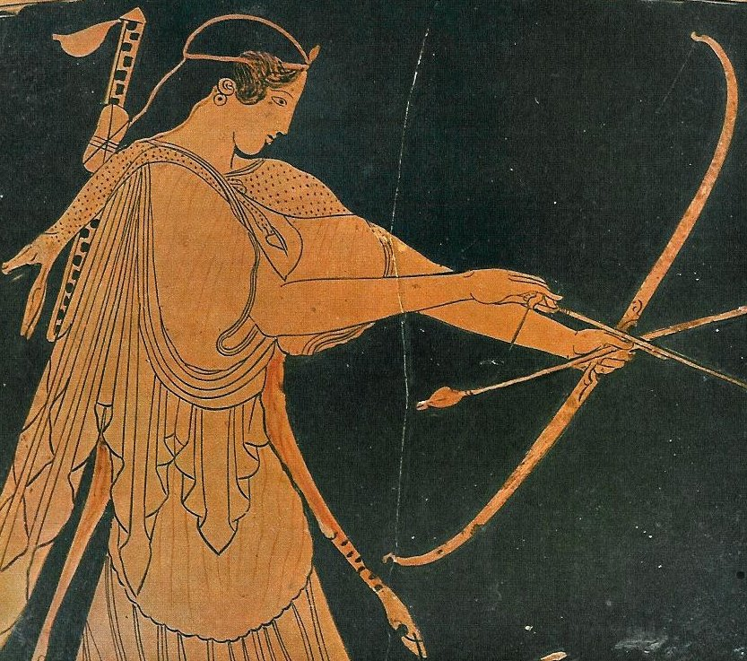 Woman Warrior clipart greek mythology Warriors and more Find this