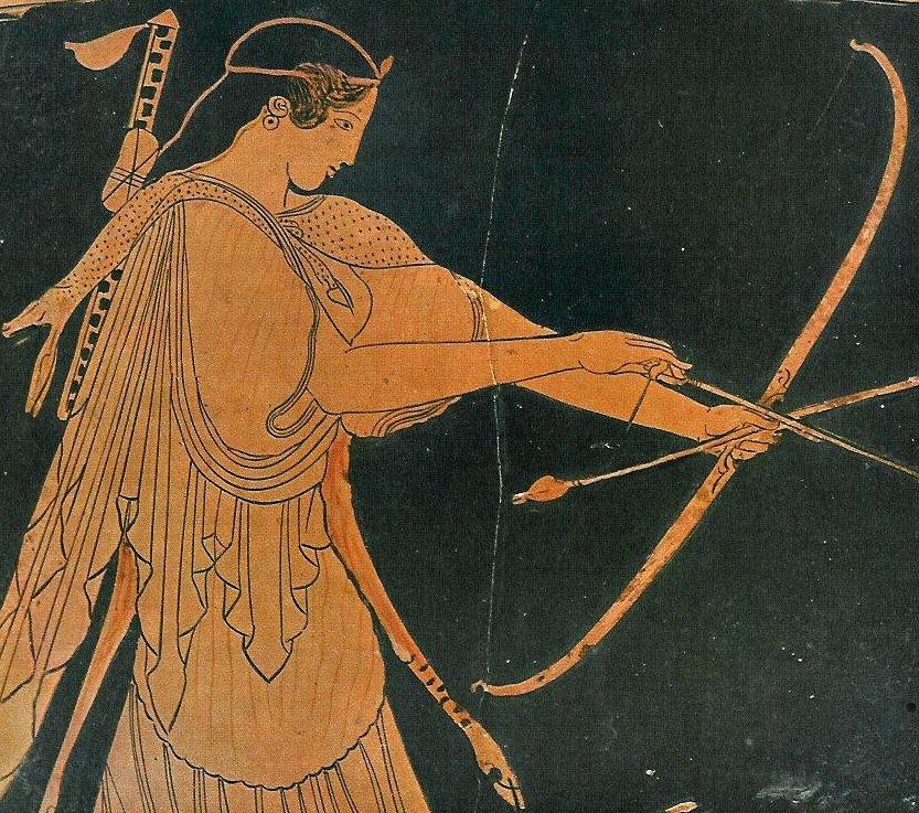 Woman Warrior clipart greek mythology Warriors Amazon  Warriors Find