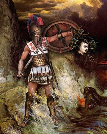 Woman Warrior clipart perseus Greek best on a Pinterest
