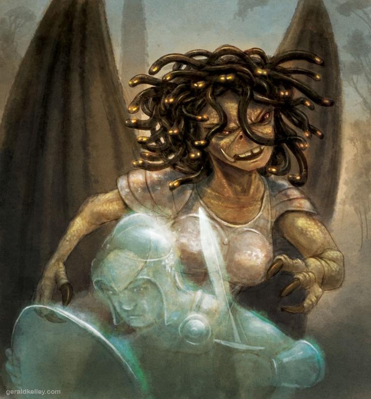 Woman Warrior clipart perseus Perseus ideas Best medusa Medusa
