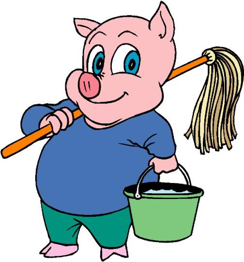 Amd clipart pig Stem pigs sleepy art pig