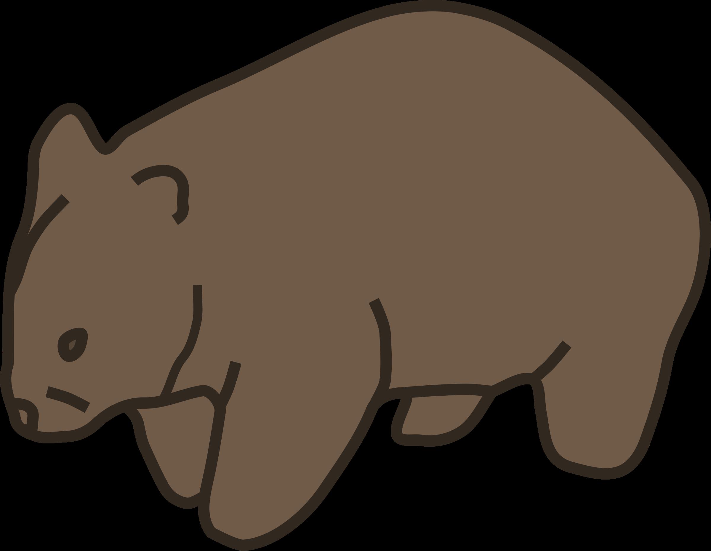 Wombat clipart Images Clipart Clipart Wombat Panda