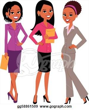 Women clipart Clipart Women Clip Art Women