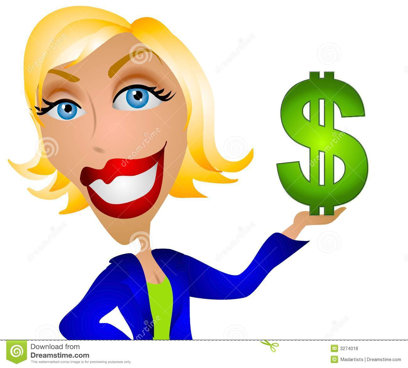 Woman clipart banker Clipart Clipart Free Images solvency%20clipart