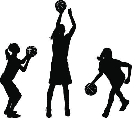 Women clipart basketball player Clipartion Best Player com #11241