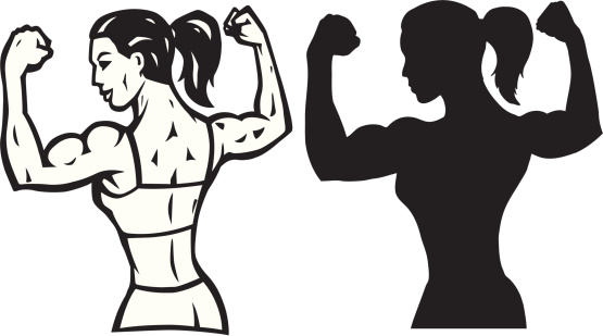 Women clipart bodybuilder Image Free Free & clipart