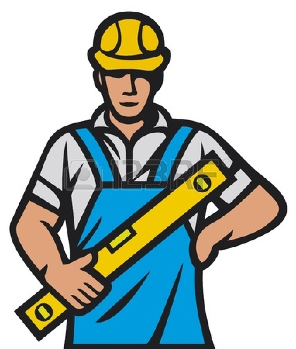 Women clipart builder Construction Free Female Worker Clipart