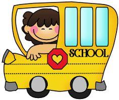 Apple clipart school bus Clipart 4 School bus use