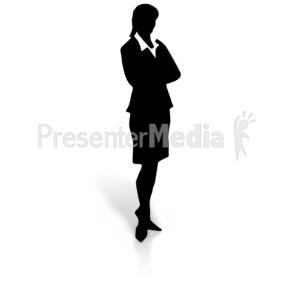 Women clipart ceo Clipart Skirt Pull Presentation 3092