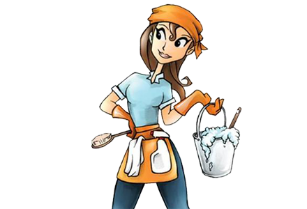 Women clipart cleaning house Cliparts Clipart Woman Cliparts Cleaning