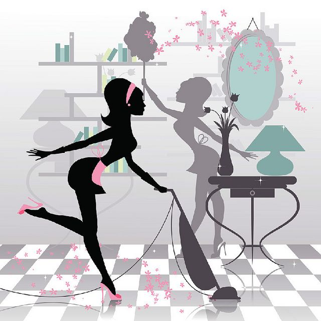 Women clipart cleaning house BUISNESS Clip on Pinterest 20