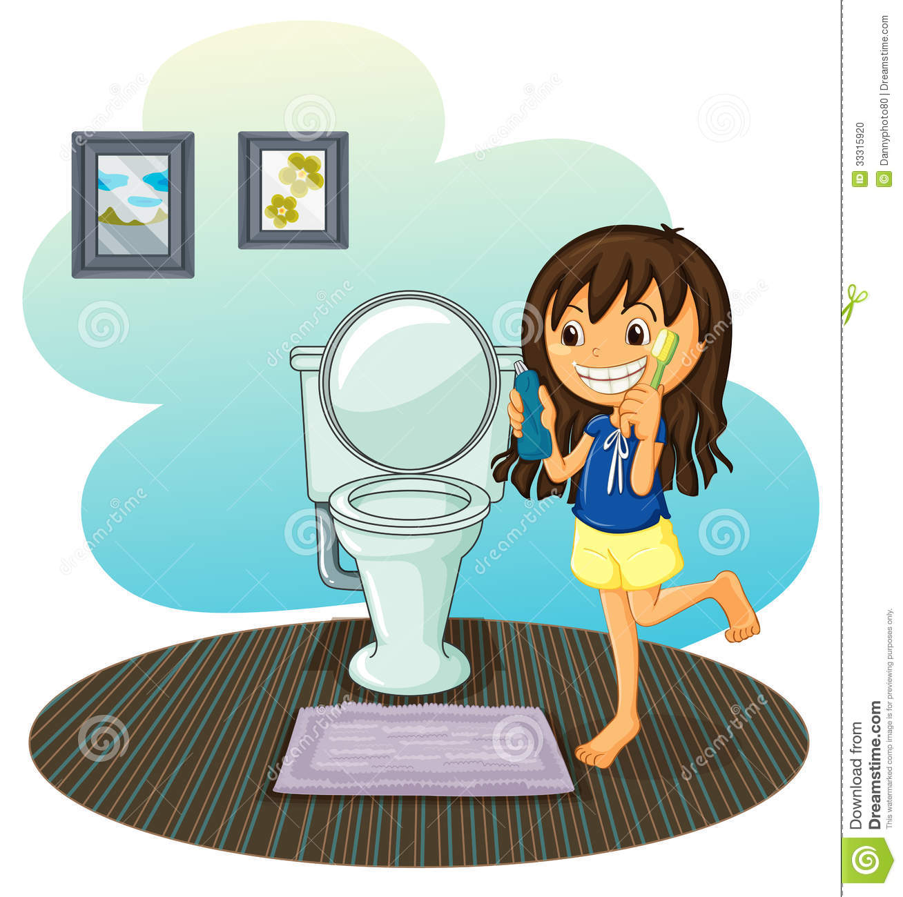 Bathtub clipart kid bath Free Clipart Clipart Cleaning Images