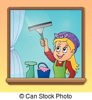 Window clipart washing windows Clipart collection cleaning images cleaner