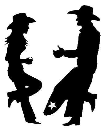 Women clipart cowboy Vintage cowgirl well in women