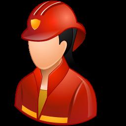 Women clipart fire fighter Girl Clipart girl%20firefighter%20cartoon Cartoon Free