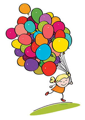 Woman clipart happy birthday Vector download Clipart women free