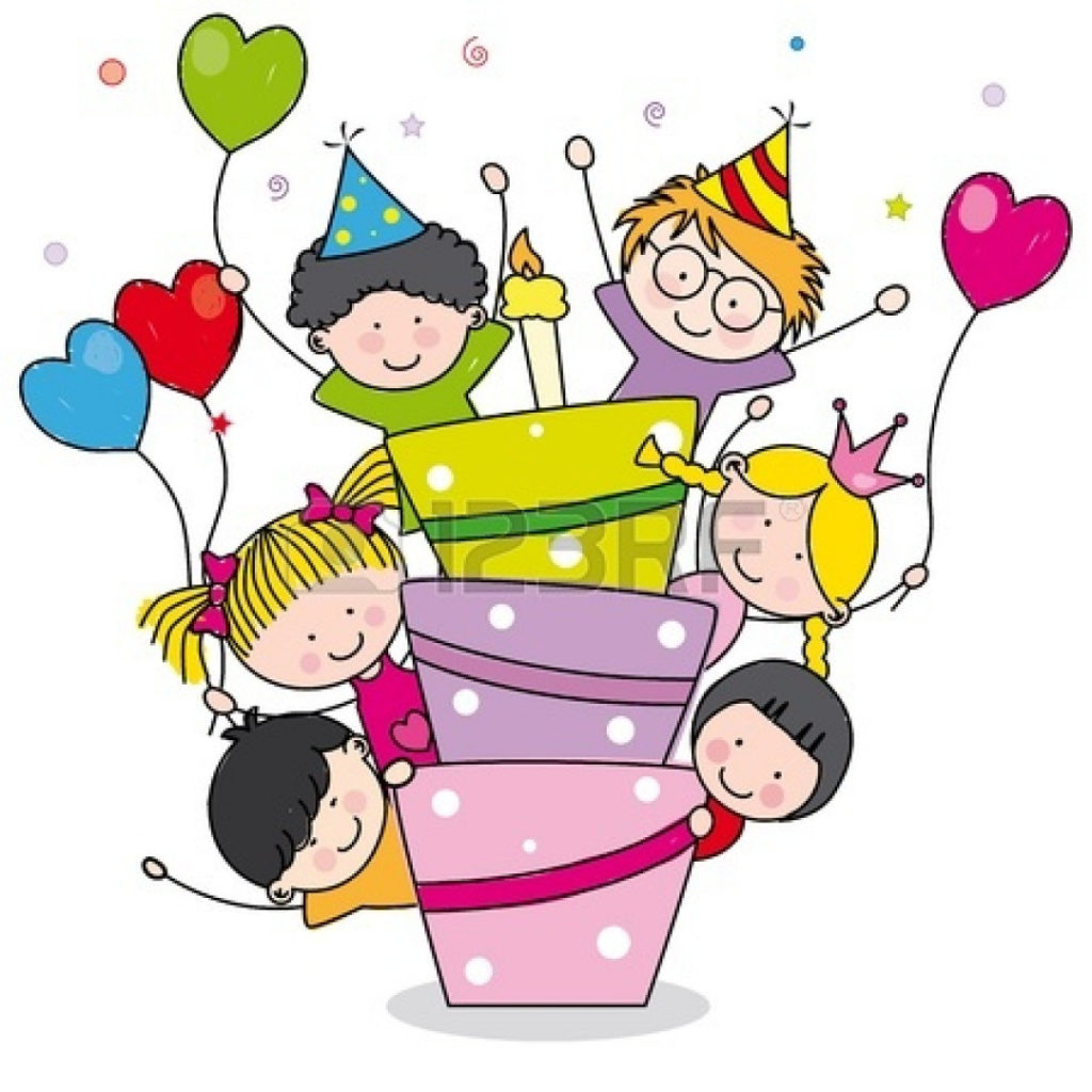 Women clipart happy birthday Images regarding Birthday Images Clipart