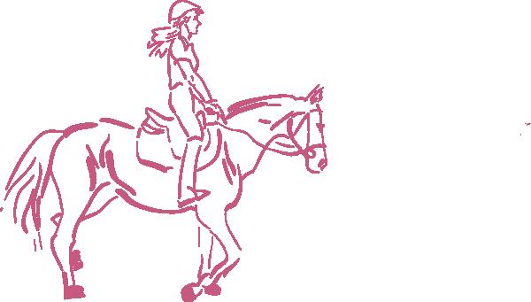 Woman clipart horseback riding Photo#9 art clip Horseback riding
