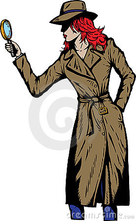 Mystery clipart female detective Detective Images Clipart detective%20woman%20clipart Clipart