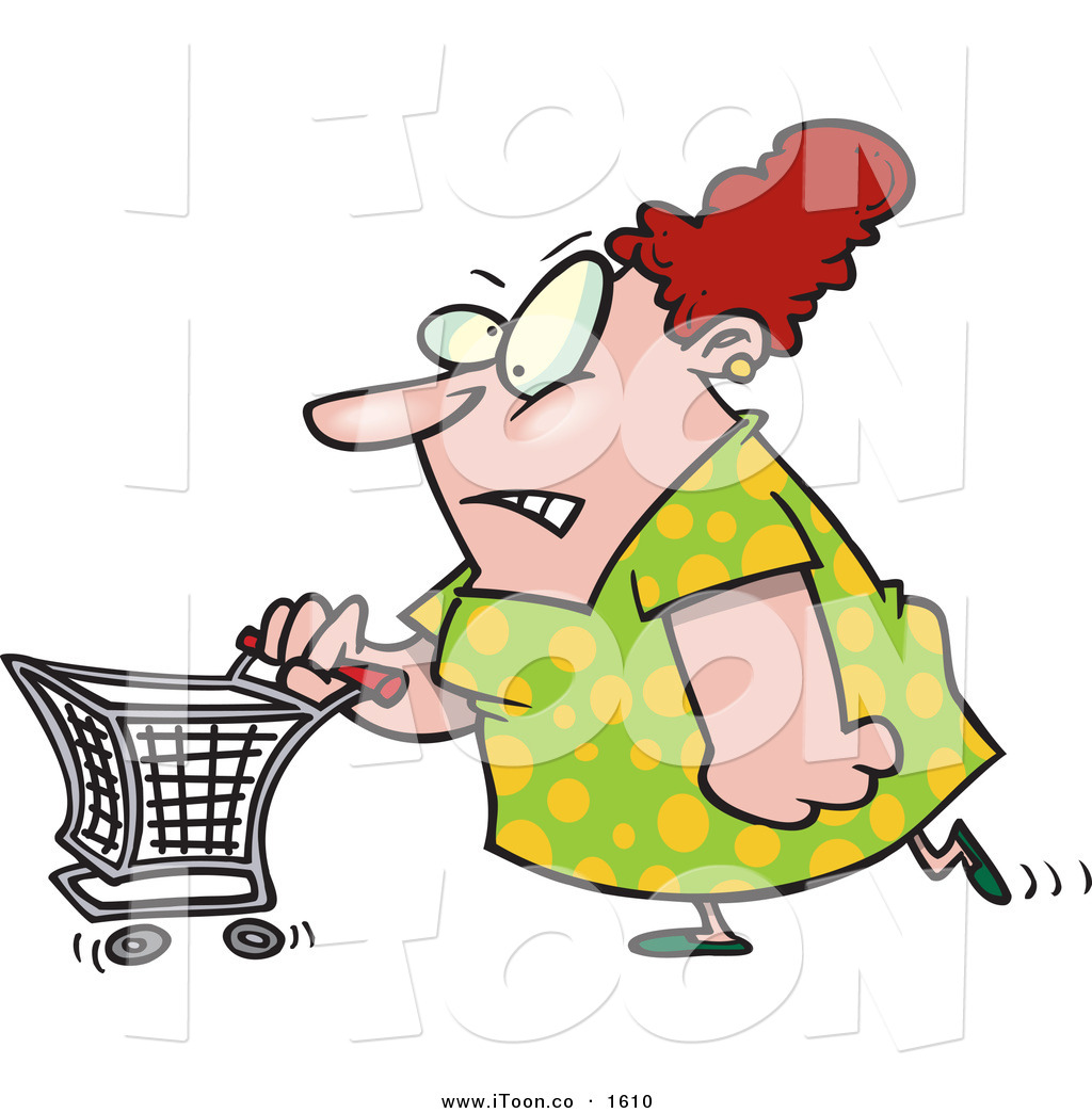 Women clipart irritated #6