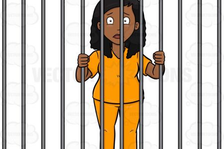 Woman clipart jail Woman Clipartster Downloaded resolution Clipart