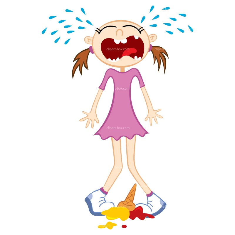 Women clipart kid Clipart Woman crying 3 kid