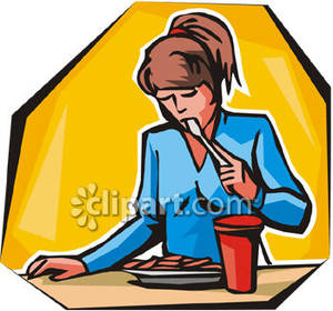Alone clipart i am Clipart Lunch  Teacher Clipart