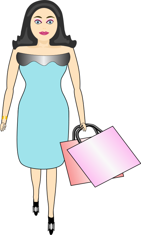 Women clipart only mother #3
