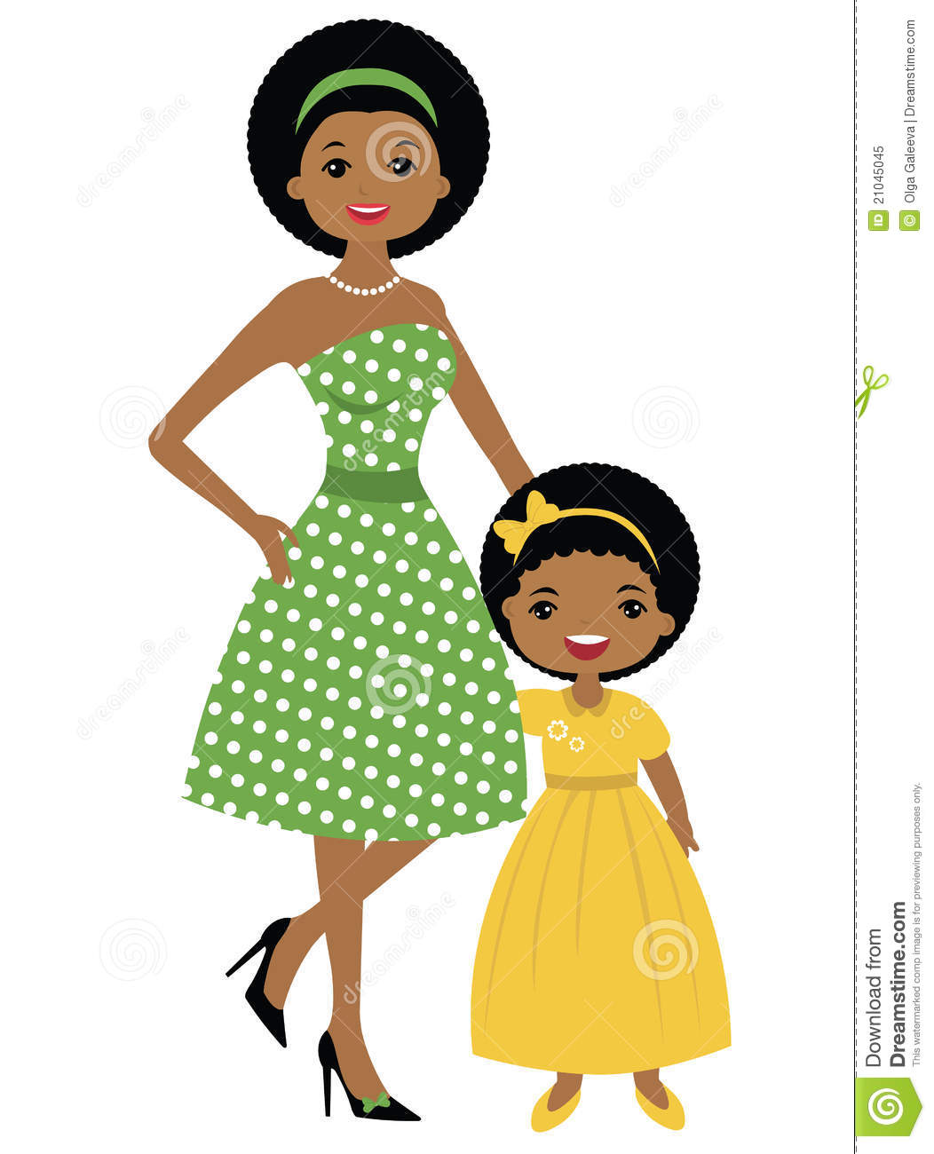 Women clipart only mother #10