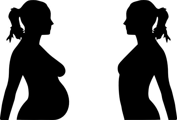 Women clipart pregnent Pregnant pregnant of woman New