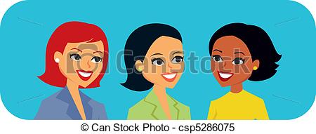 Women clipart public speaking #4