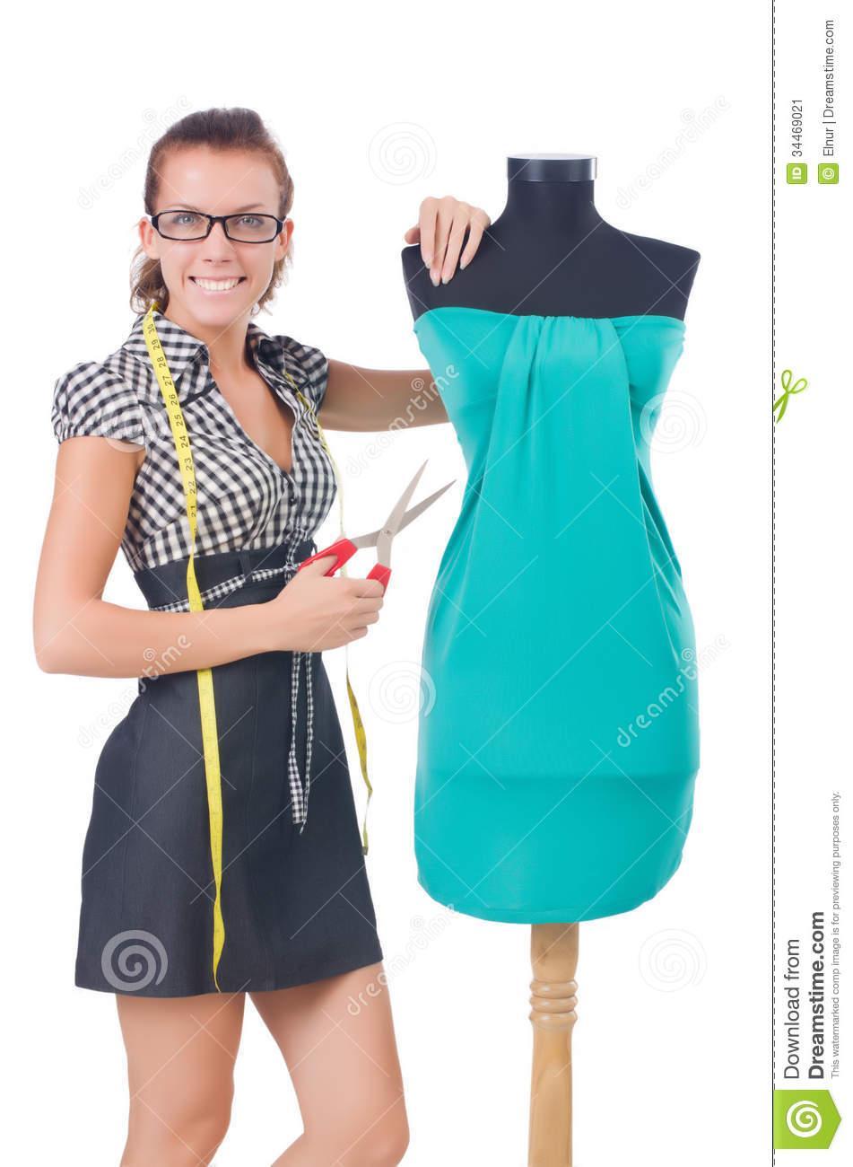 Women clipart tailor #8