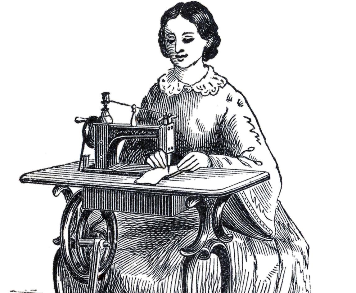 Women clipart tailor #9