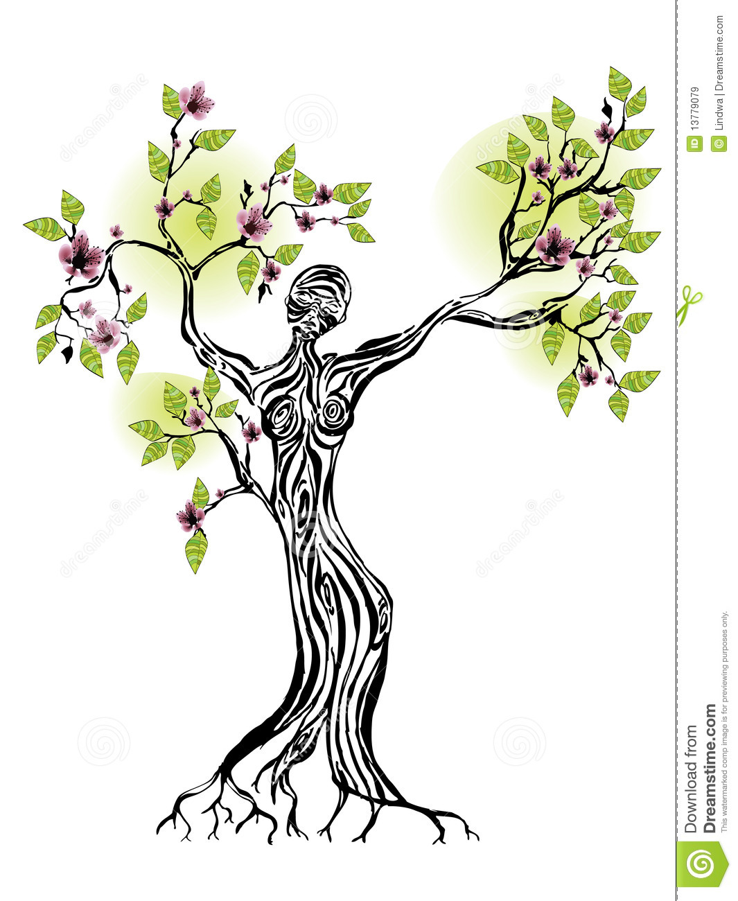 Woman clipart tree Tree silhouette life With Images