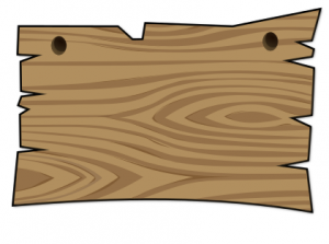 Wood clipart Art Wood Sign Wood 13